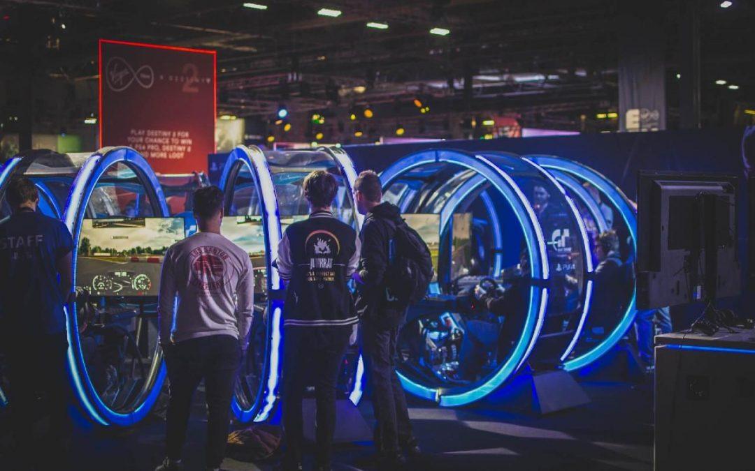 Gamer event – Oplev det bedste hardware & nyeste spil