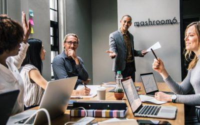 Microsoft Teams er perfekt til din virksomhed